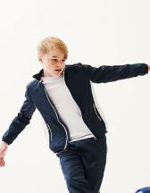 Kids Athens Track Top Jacket